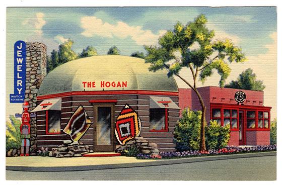 THE HOGAN, San Jacinto, CA